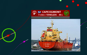 Browse vessel photos through FleetMon Explorer