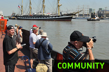 FleetMon Community - Popular maritime businesses community for professional mariners, ship lovers, ship spot